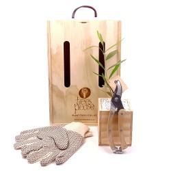 Gardener's Gift Box – Secateurs & Gloves image