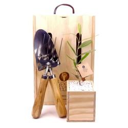 Gardener's Gift Box – Trowel and Fork image